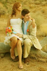 Wedding Glances-color